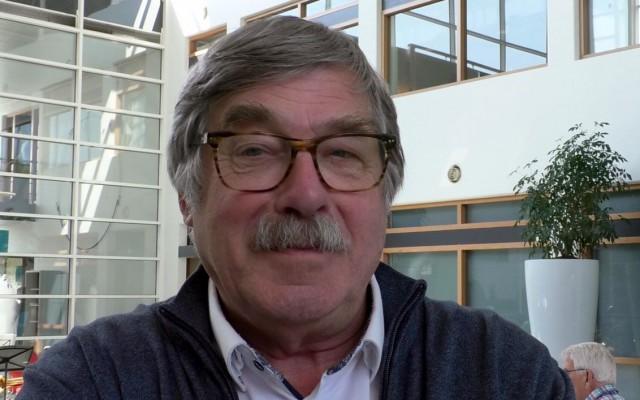 Jan Lentelink, voorzitter van Vereniging Hof van Twente-Kiev-Perschersk