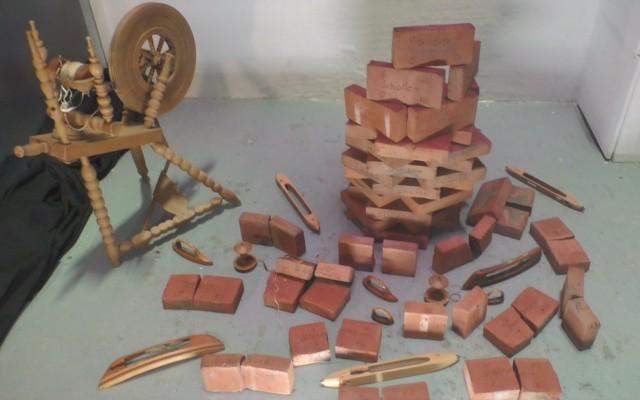 In het Kunst-Torentje: geschiedenis van de textielindustrie