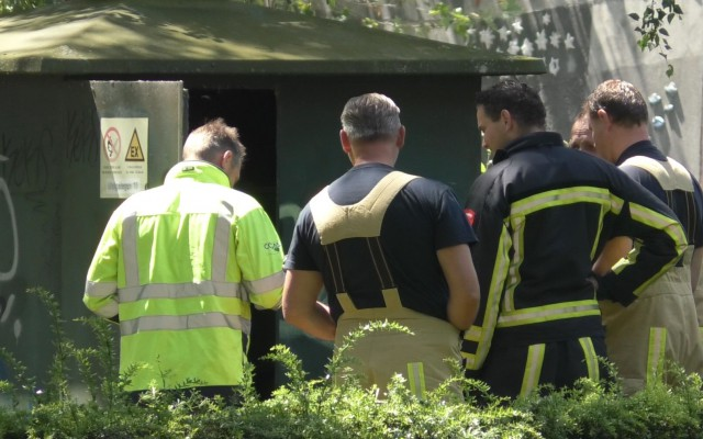 Omwonendengashuisje Bolenstein meldden gaslucht