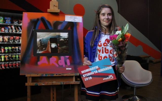 Carlijn Nijkamp genomineerd in de categorie 12-15 jaar