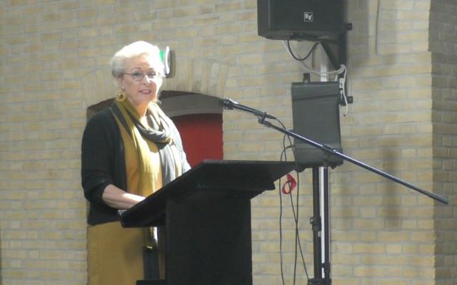 Voorzitter Indigo, Rita Bergsma