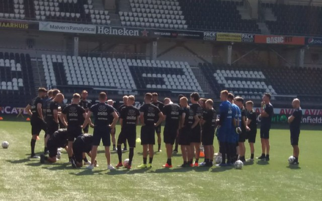1e Heracles-training