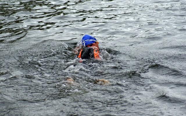A Local Swim