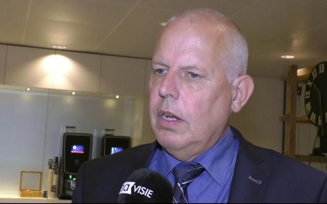 Wethouder Alex Langius