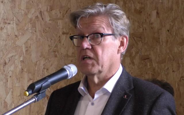 Michel Kotteman, wethouder Bornerbroek