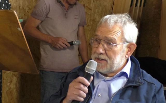 Hennie Kuiphuis, vrijwilliger bij Landschap Overijssel